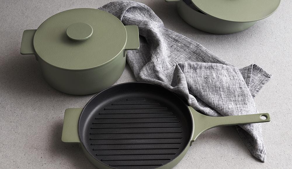 Find lækre køkkenredskaber hos Pot & Pande