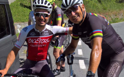 Jens Veggerbys cykeldagbog fra Piemonte