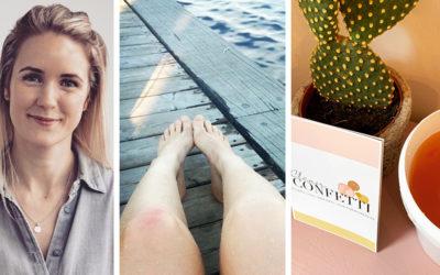Er dine ben klar til sol og sommer?