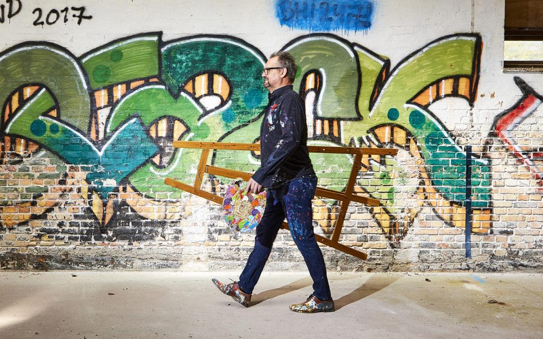 Per Hillo – Kunstmaler med byttegaranti