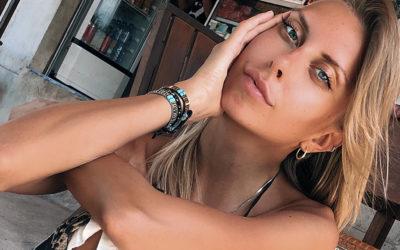 Modellen &  Bloggeren i NORDs butikker Michaela Theibel – sommermode