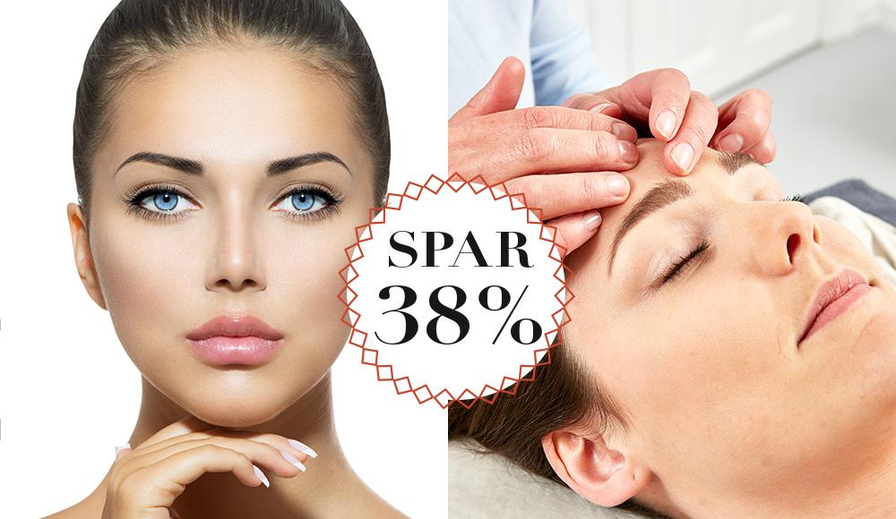 Reducer ansigtsrynker / Spar 38%