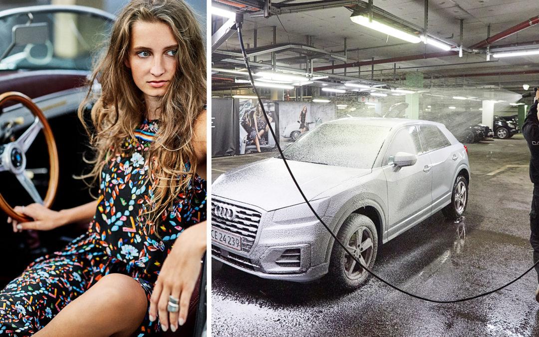 Trænger din bil til rengøring efter sommerferien?