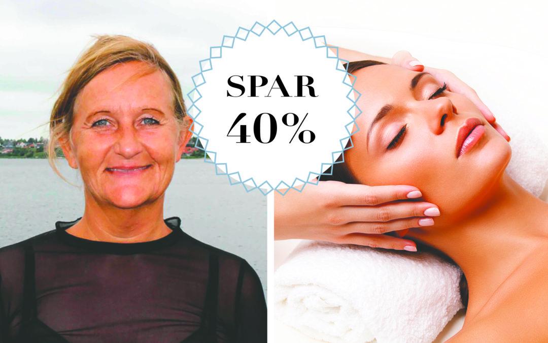 SPAR 40% / SUPER ANTi-AGE BOOST