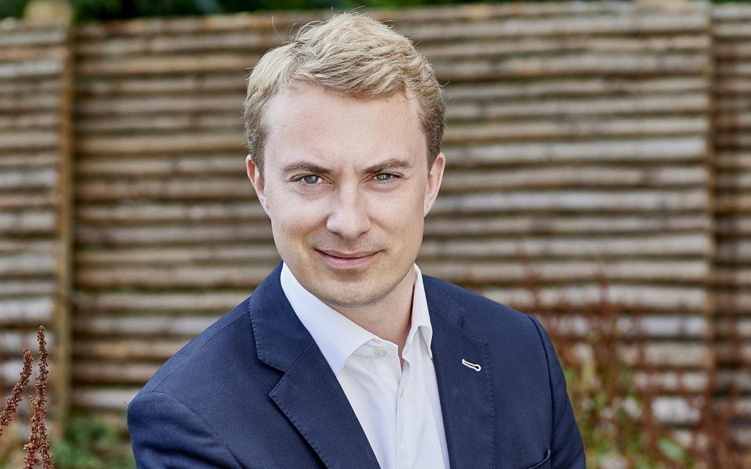 Miniportræt – Morten Messerschmidt