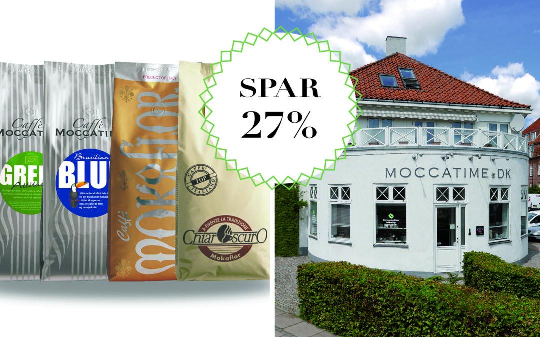 SPAR 27% / Forny dine kaffevaner