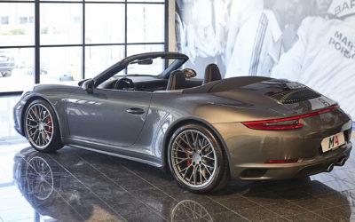 LIVE hos MLA MOTORS – Den fantastiske Porsche 911 historie. Fortalt med flere af tidens modeller.