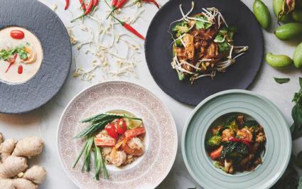 Thai Lanna  – mad til den vellykkede fest
