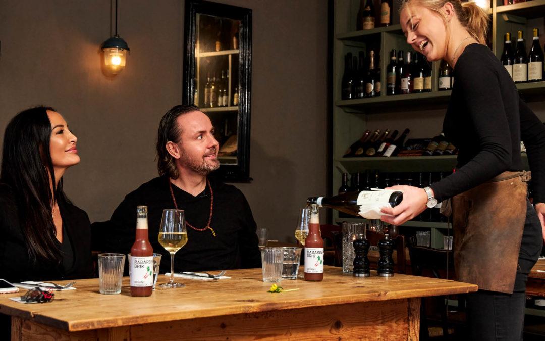 Mardahl på frokosttur med Gorm Alex Petersen