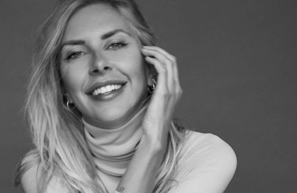 Michaela Theibel  modellen og bloggeren i NORDs butikker