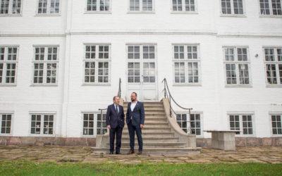 Rundt i kommunen med borgmesteren – nordisk samarbejde, kunst, kultur og viden