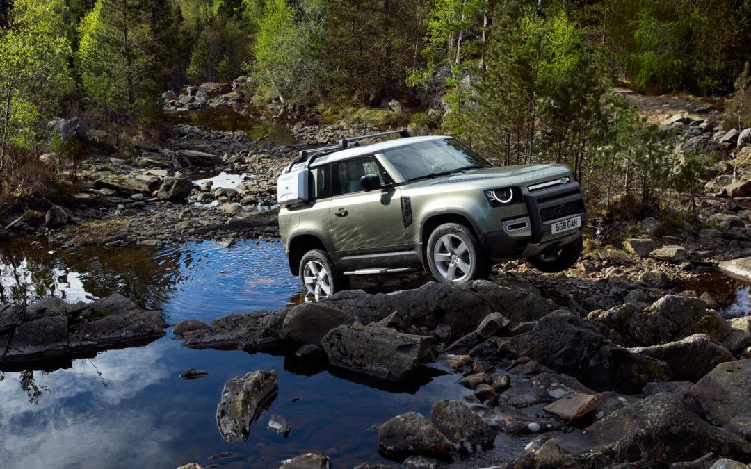 Land Rover Defender genfødslen af et ikon