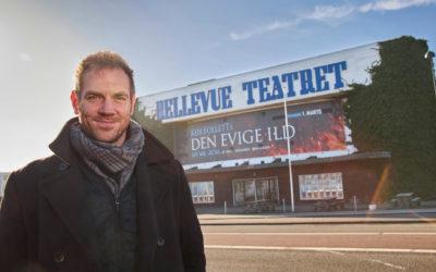 Morten Hemmingsen fra Badehotellet til Bellevue  Teatret