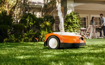 Lej en robot til din have