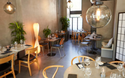 Eksklusiv private dining med Sushi Lovers