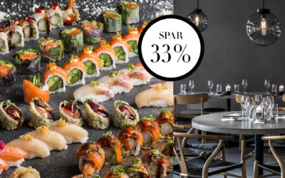 Sushi Lovers – Stor tasting menu