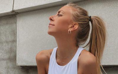 Michaela Theibel – Modellen & bloggeren viser alt til efteråret
