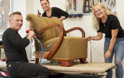 Din lokale møbelpolstrer – Møbelpolstreren
