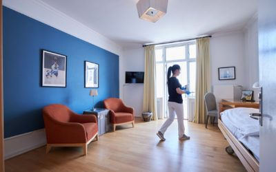 Adeas Care – rehabilitering med service som et femstjernet hotel