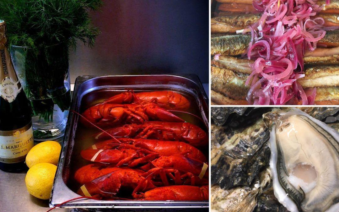 Din lokale delikatesseforretning: Fiskehuset Gourmanden & Konen