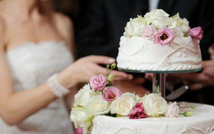 Bryllupskagen skal være et mesterværk