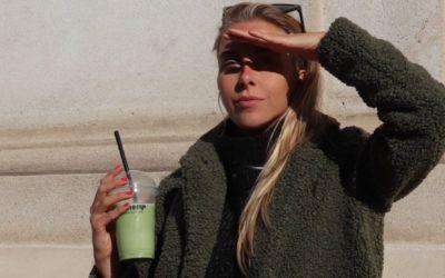 Michaela Theibel – modellen & bloggeren viser alt til vinteren.