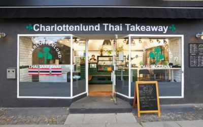 Thai-takeaway på Rådhusvej