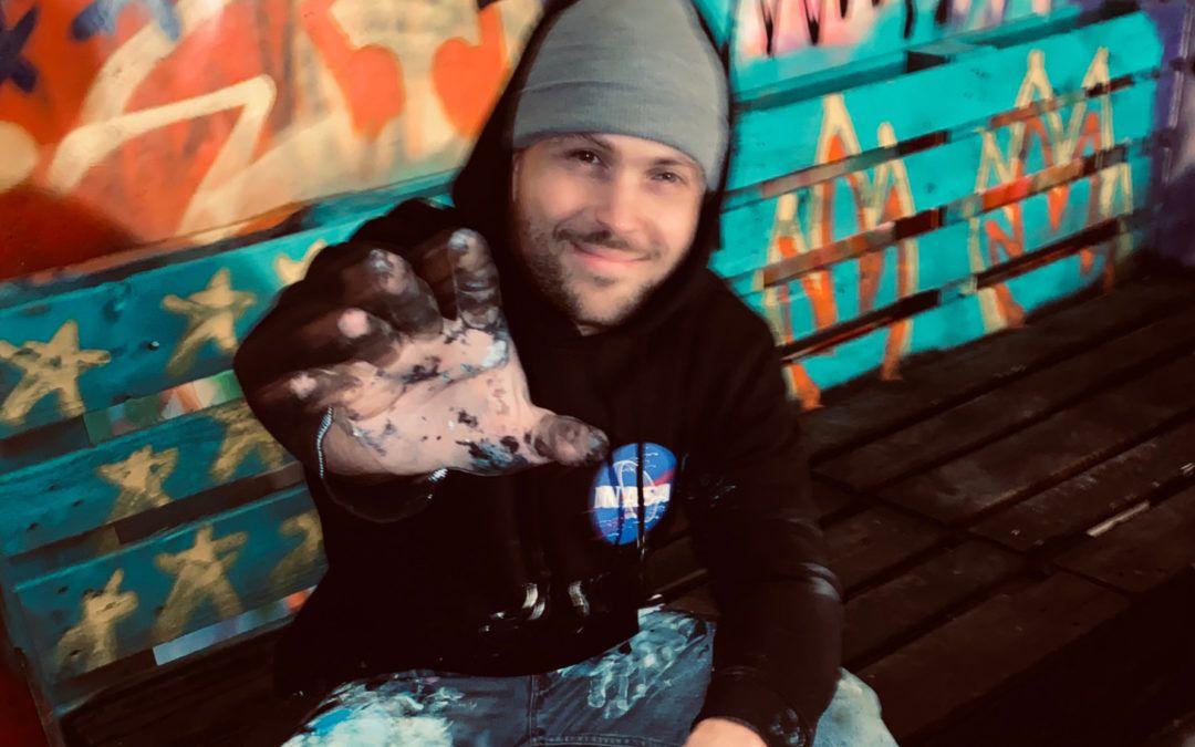 Martin Brachér – hele Danmarks kunstner stopper med at male