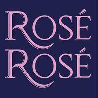 logo for bistro Rosé Rosé