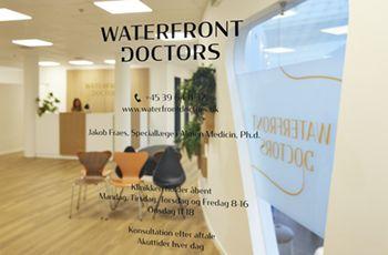 Klinik indenfor Waterfront Doctors