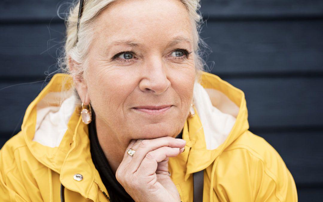 Ilse Jacobsen – Med Hornbæk  i hjertet