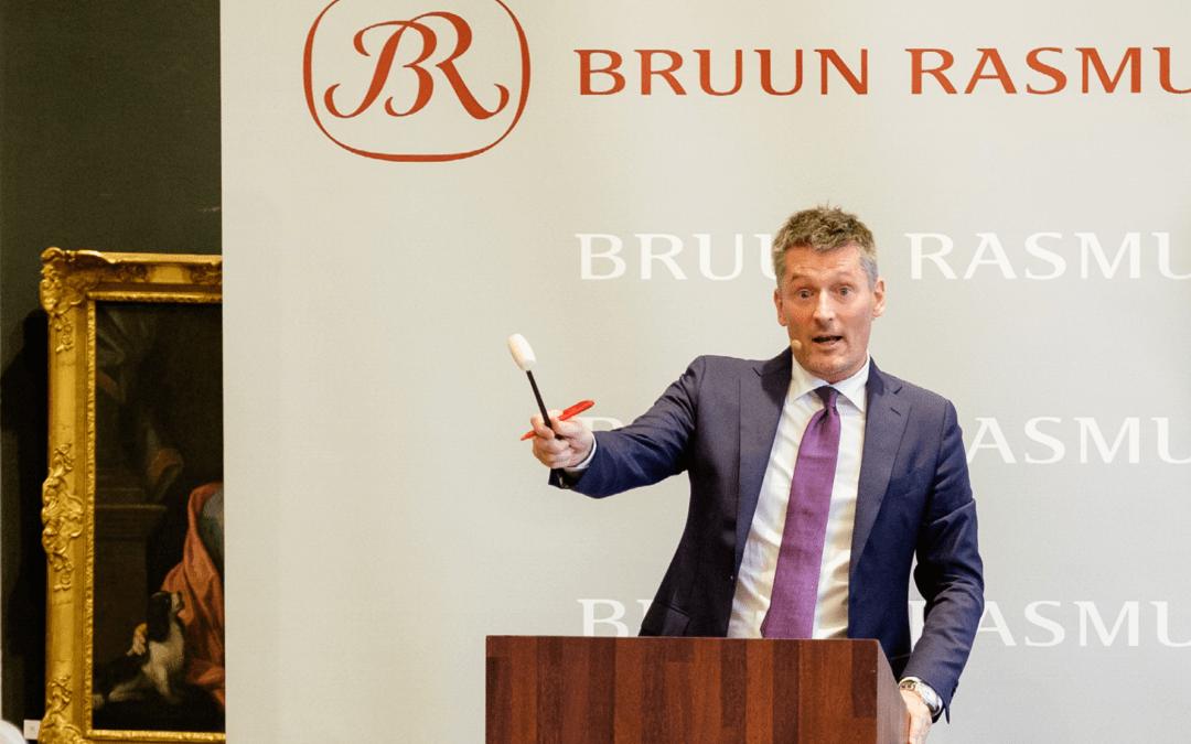 Interview med en ægte kunstekspert. Kasper Nielsen, direktør i  Bruun Rasmussen