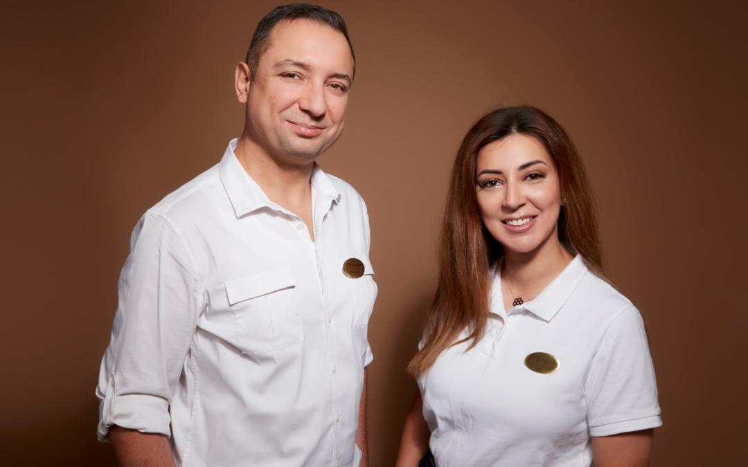 Kosmetiske behandlinger udført af eksperter