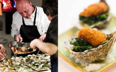 Parsley Salon: Oplev Danmarks bedste  kokke i Hellerup