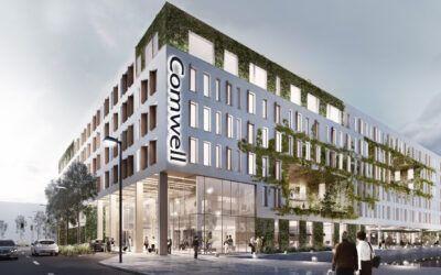 Nordhavns nye byhotel: Råt, urbant og bæredygtigt