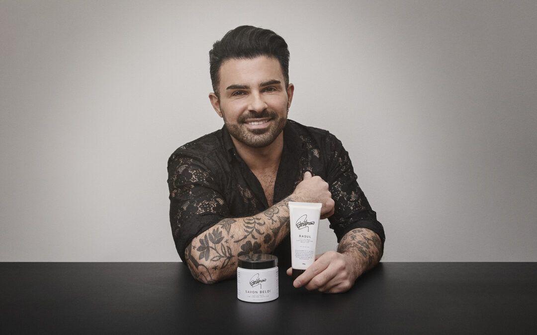 100% naturlig  hud- og hårplejeserie
