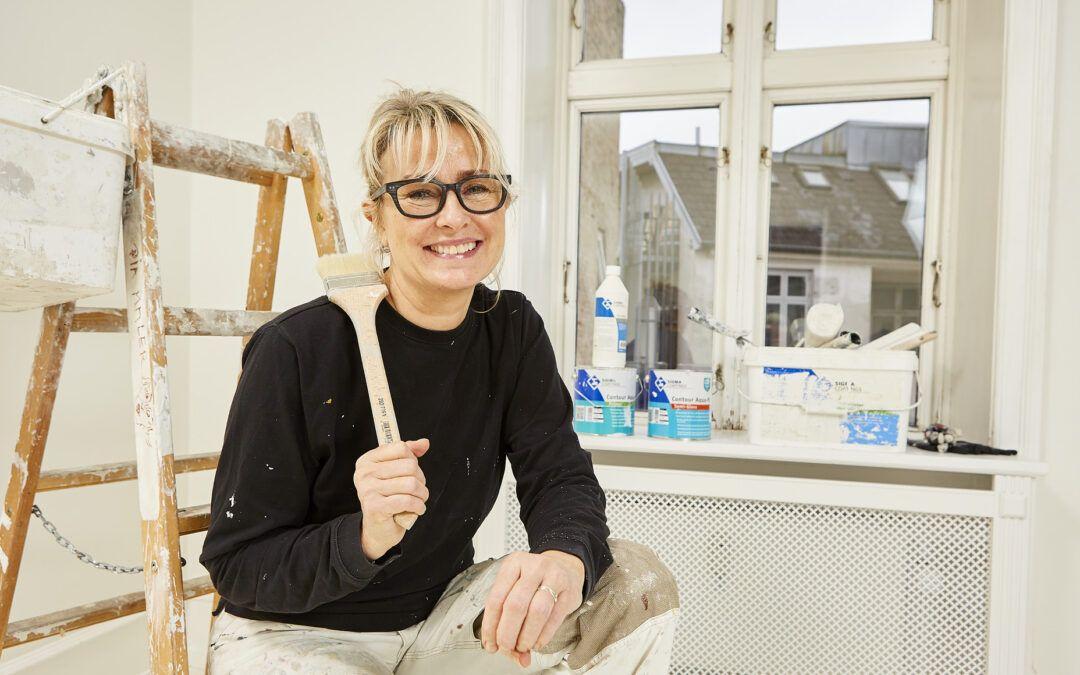 Pia Rasmussen – Maler i Ordrup