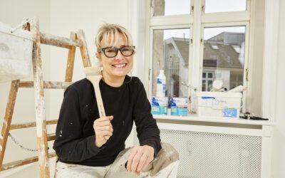 Din lokale Malermester Pia Rasmussen