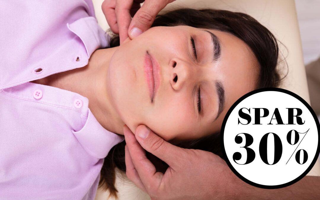 NORD Deal – Afstressende superbehandling