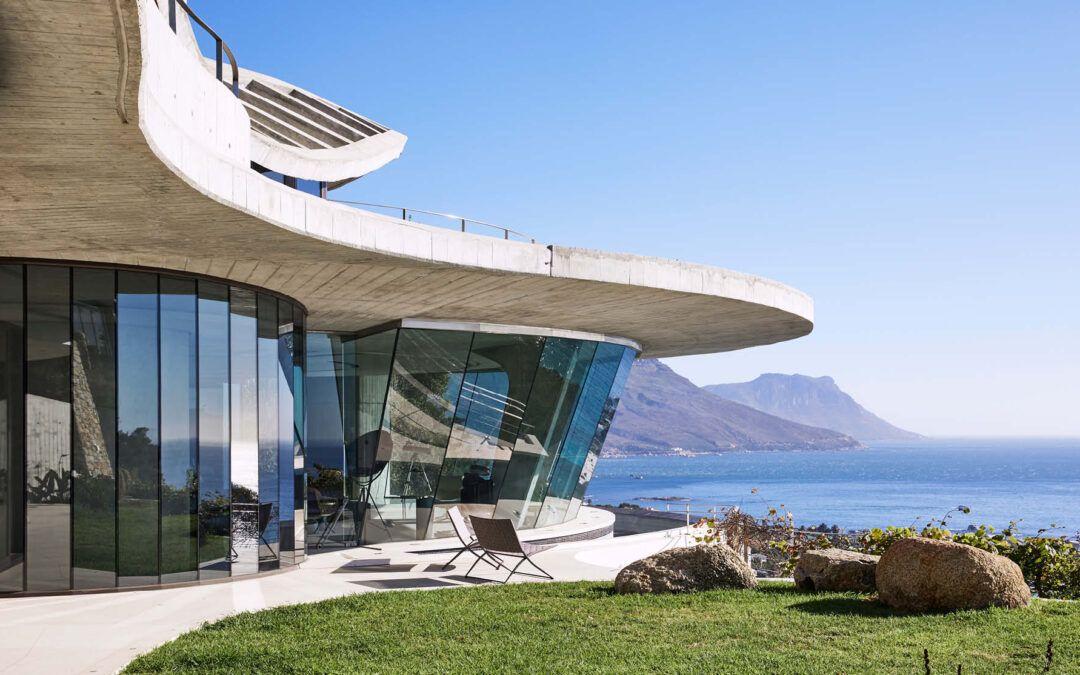 Arkitekternes blærede filmstjernehus