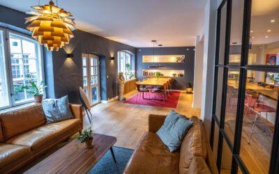 180 kvm hideaway luksus og københavns største tagterrasse