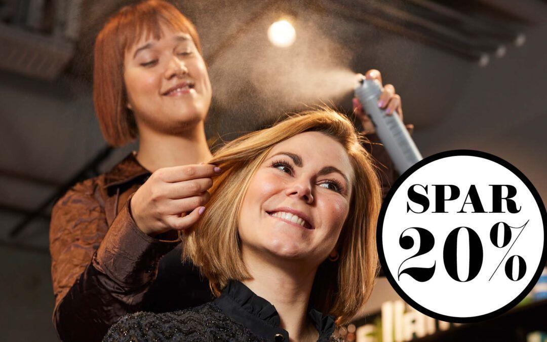 NORD Deal – Kendt frisørsalon