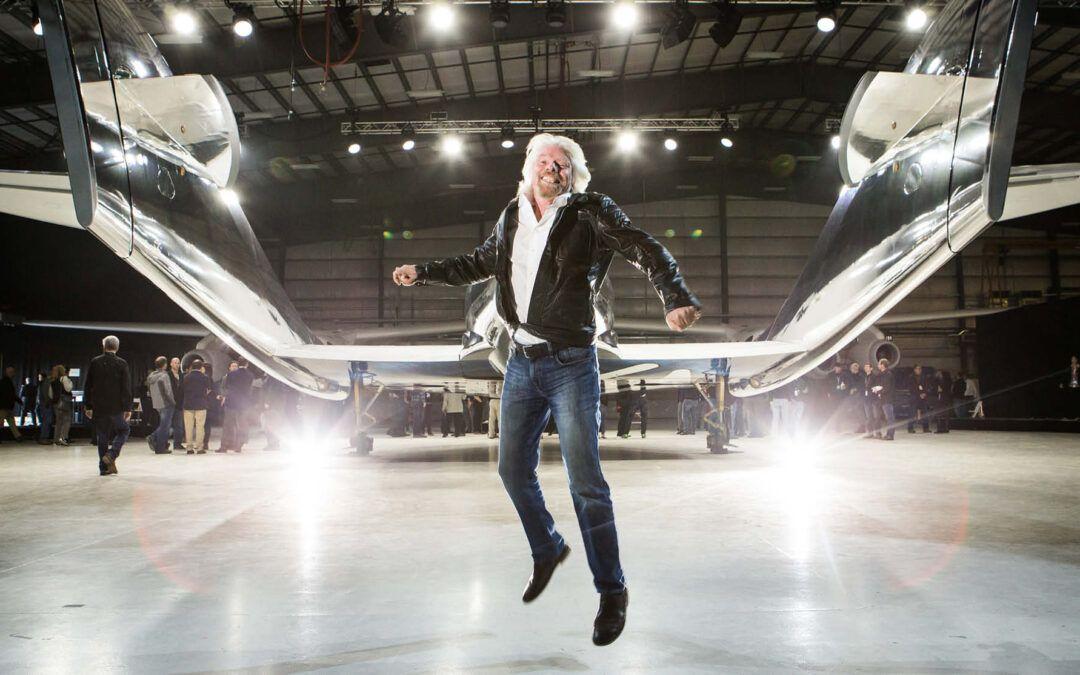 Sir Richard Branson Verdens vildeste  iværksætter!