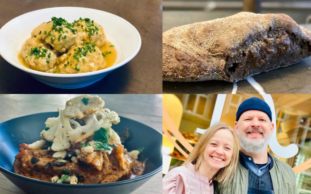 Lækker slowfood på et øjeblik fra Ryde Gastronomi