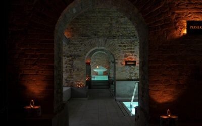 Timeout i AIRE Ancient Baths