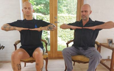 Christian Stadil bruger åndedrætsøvelserne
